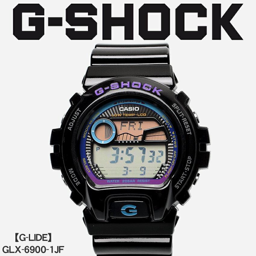 【お取り寄せ商品】 送料無料 G-SHOCK ジーショック CASIO カシオ 小物 腕時計 ブラックジーライド G-LIDEGLX-6900-1JF メンズ 【メーカー正規保証1年】 [11mr] 【ラッピング対象外】