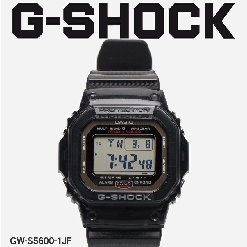 【お取り寄せ商品】 送料無料 G-SHOCK ジーショック CASIO カシオ 小物 腕時計 ブラックアールエムシリーズ RM SERIESGW-S5600-1JF メンズ 【メーカー正規保証1年】 [11mr] 【ラッピング対象外】