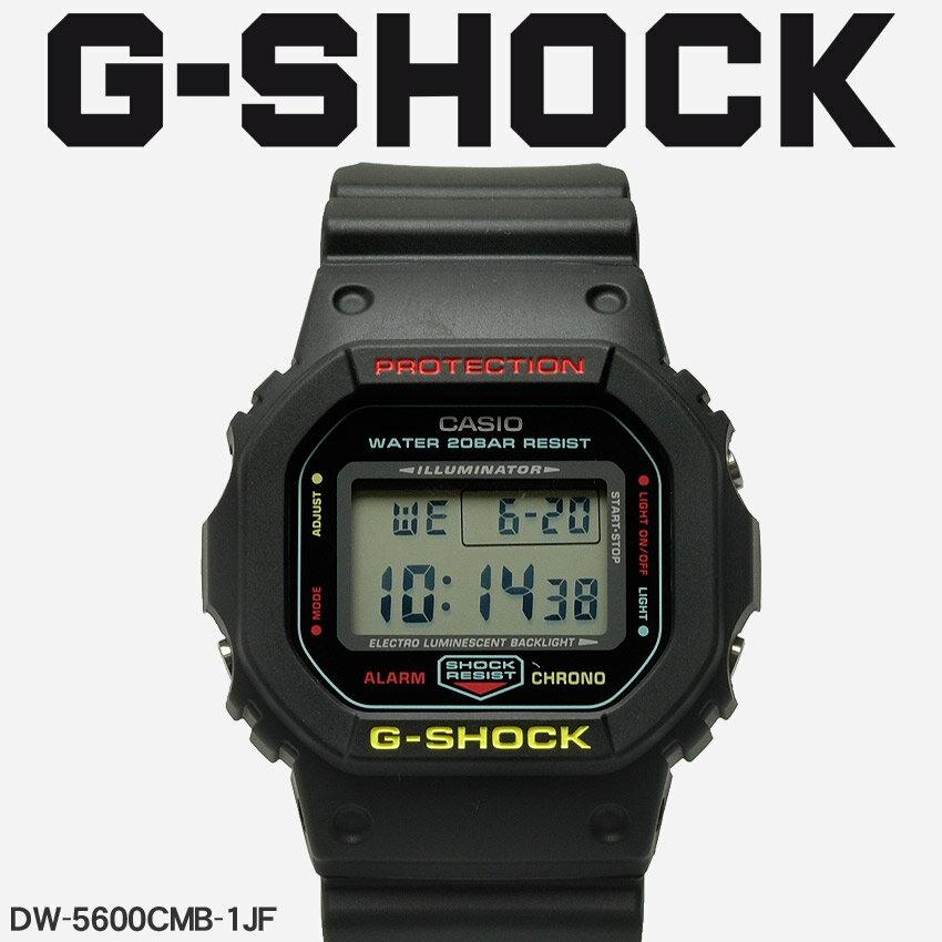 【お取り寄せ商品】 送料無料 G-SHOCK ジーショック CASIO カシオ 小物 腕時計 ブラックブリージー ラスタカラー BREEZY RASTA COLORDW-5600CMB-1JF メンズ 【メーカー正規保証1年】 【ラッピング対象外】