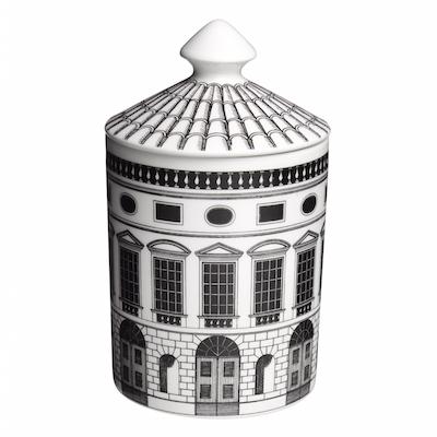フォルナセッティ アーキテトゥーラ センテッド キャンドル 300g【Fornasetti Architettura Scented Candle 300g】