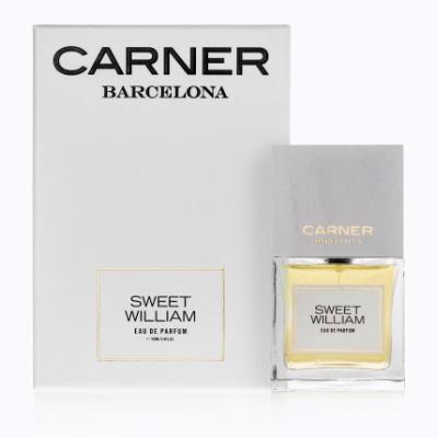 カーナー バルセロナ スイート ウィリアム オードパルファン 50ml【Carner Barcelona SWEET WILLIAM EDP 50ml】