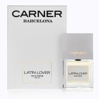 カーナー バルセロナ ラテン ラバー オードパルファン 50ml【Carner Barcelona LATIN LOVER EDP 50ml】