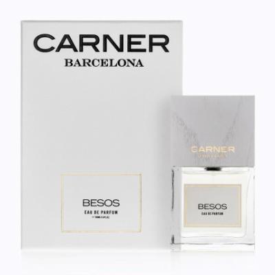 カーナー バルセロナ ベソス オードパルファン 50ml【Carner Barcelona BESOS EDP 50ml】
