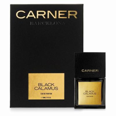カーナー バルセロナ ブラック カラムス オードパルファン 50ml【Carner Barcelona BLACK CALAMUS EDP 50ml】