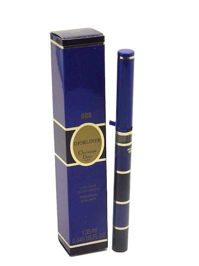 クリスチャン ディオール アイライナー ディオールライナー プレシジョン 088 シルバー Christian Dior In お買得 Diorliner New Silver 高い素材 Eyeliner Precision Box