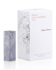 メゾン フランシス クルジャン グローブ トロッター トラベル スプレー ケース ジンク【Maison Francis Kurkdjian Globe Trotter Travel Spray Case Zinc New In Box】