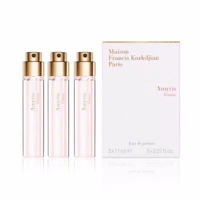 メゾン フランシス クルジャン アミリス ファム オードパルファン トラベルスプレー レフィル 3x11ml【Maison Francis Kurkdjian Amyris Femme Eau de Parfum Travel Spray Refill 3x11ml】