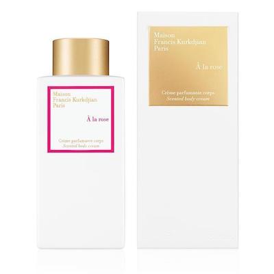 メゾン フランシス クルジャン ア ラ ローズ センテッド ボディクリーム 250ml【Maison Francis Kurkdjian A La Rose Scented Body Cream 250ml】