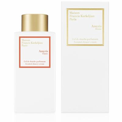 メゾン フランシス クルジャン アミリス ファム センテッド シャワークリーム 250ml【Maison Francis Kurkdjian Amyris Femme Scented Shower Cream 250ml】
