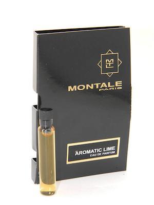 モンタル 数量限定アウトレット最安価格 香水 代引き不可 お試しチューブサンプル アロマティックライム オードパルファン 2ml Montale Aromatic Lime Card Sample With EDP New Vial