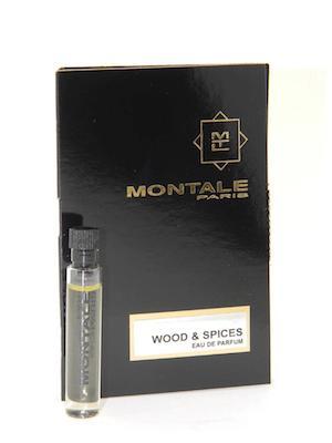 モンタル 香水 お試しチューブサンプル ウッド スパイス オードパルファン 2ml Montale Wood Card EDP Spices New Sample 2020春夏新作 Vial 大放出セール With