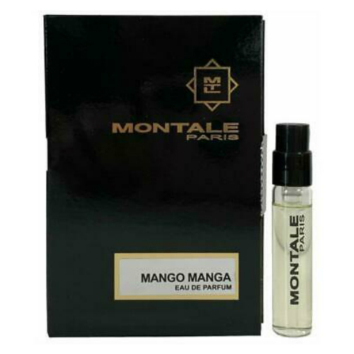 モンタル EDP 香水 お試しチューブサンプル マンゴー マンガ オードパルファン 新作送料無料 2ml Montale Eau De Card Manga Parfum With Sample Vial Mango 正規品