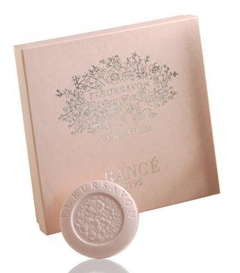 ランセ ソープボックス ゼラニウム 4x100g【Rance Soapbox Geranium 4x100g】