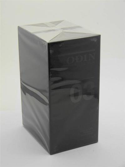 オーディン ニューヨーク 03 センチュリー オードパルファン 100ml【Odin New York 03 Century EDP 100ml New Sealed In Box】