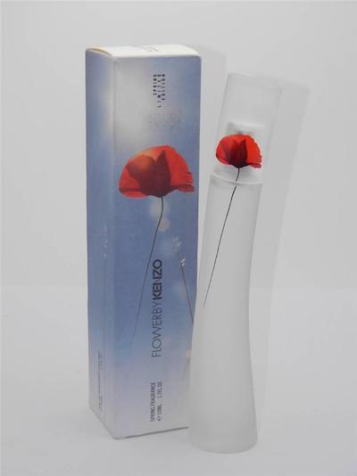 フラワー バイ ケンゾー スプリング フレグランス リミテッドエディション スプレー 50ml(外箱難あり)【Flower By Kenzo Spring Fragrance Limited Edition 50 ml New With Imperfect Box】