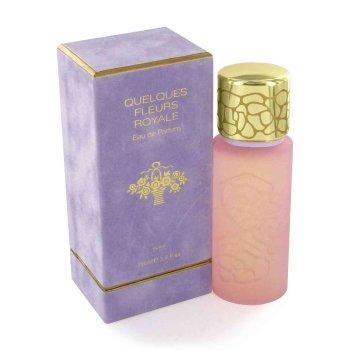 ウビガン ケルク フルール ロイヤル オードパルファン100ml【Houbigant Quelques Fleurs Royale Eau De Parfum EDP 100ml Sealed】