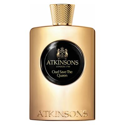 アトキンソン ウード セーブ ザ クイーン オードパルファン 100ml【Atkinsons Oud Save The Queen EDP 100ml New Sealed In Box】