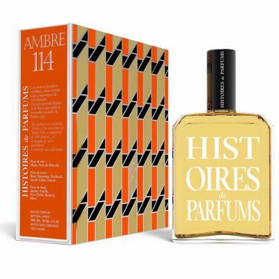 イストワール ドゥ パルファン アンブル 114 オードパルファン 120ml【Histoires de Parfums Ambre 114 EDP 120ml】