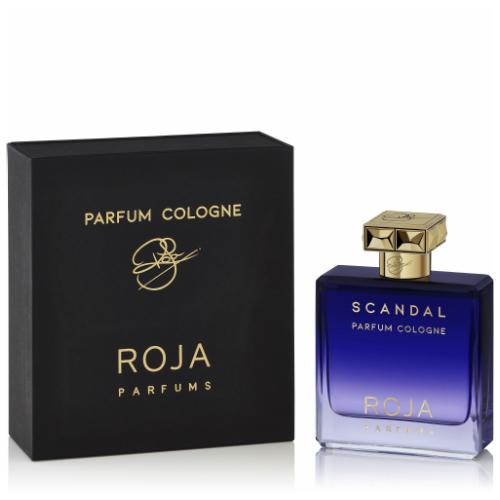 ロジャ スキャンダル プール オム パルファン コロン 100ml【Roja Scandal Pour Homme Parfum Cologne 100ml】