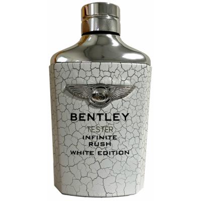 ベントレー インフィニット ラッシュ ホワイト エディション オードトワレ 100ml(テスター)【Bentley Infinite Rush White Edition EDT 100ml Tester】