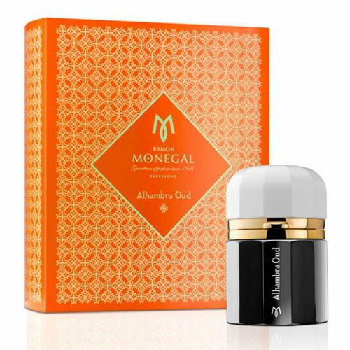 ラモン モネガル アルハンブラ ウード エクストレ ド パルファン 50ml【Ramon Monegal Alhambra Oud Extrait de Parfum 50ml】