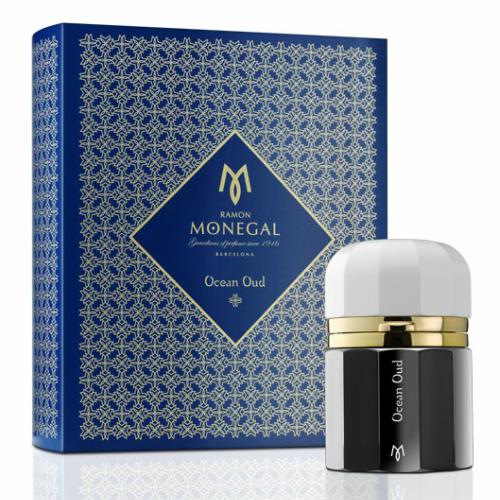 ラモン モネガル オーシャン ウード エクストレ ド パルファン 50ml【Ramon Monegal Ocean Oud Extrait de Parfum 50ml】