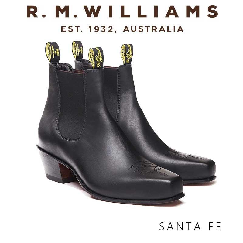 R.M.Williams サイドゴアブーツ(チェルシーブーツ) / Santa fe