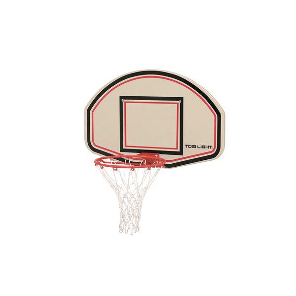 ポールや壁に取り付け可能なバスケットボールゴール TOEI LIGHT(トーエイライト) バスケットゴール壁取付式 B3833