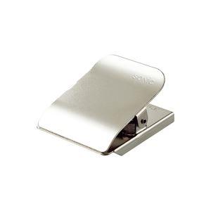 綴るとめる用品 マグネットクリップ 事務用品 まとめお得セット (業務用100セット) ソニック マグネットクリップLL CP-962