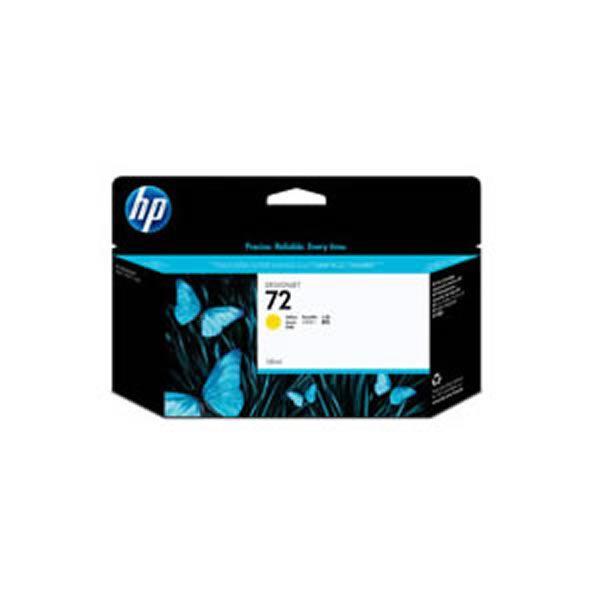 (業務用3セット) 【純正品】 HP インクカートリッジ/トナーカートリッジ 【C9373A HP72 Y イエロー】