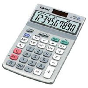 ■ポイント12.5倍■(業務用20セット) カシオ CASIO 電卓 JF-100GT-N