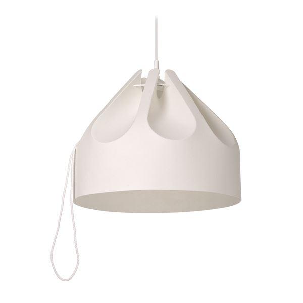 ペンダントライト/照明器具 【1灯】 合成繊維製 レトロ ELUX(エルックス) BEZA1 【電球別売】【代引不可】