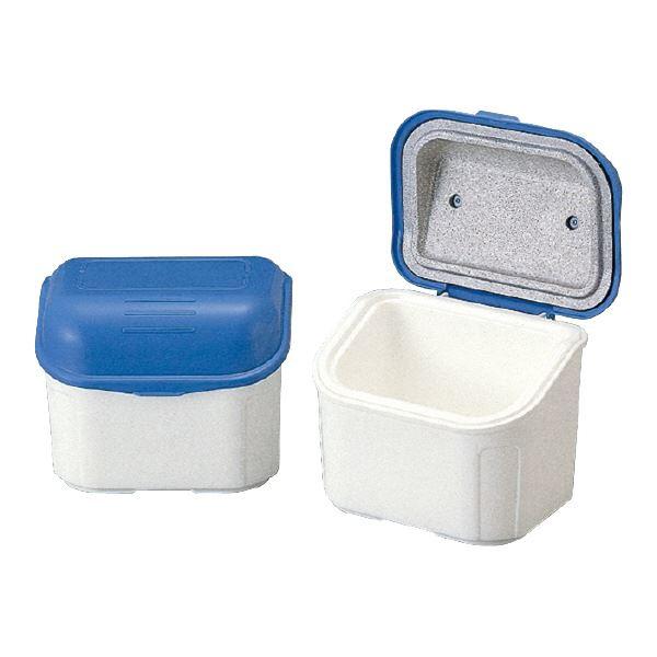 三甲(サンコー) 保冷牛乳箱(宅配ミルク受け箱) 4型 爪有 ロック無 ホワイト(白)【代引不可】