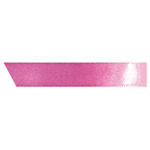 (まとめ) ヘッズ 片面サテンリボン 幅10mm×30m ローズピンク 1003R 1巻 【×15セット】