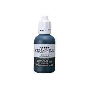 (業務用100セット) 三菱鉛筆 顔料スタンプインク HSS55.24 黒