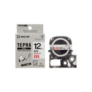 (業務用50セット) キングジム テプラ PROテープ/ラベルライター用テープ 【転写テープ/幅:12mm】 SL12KN