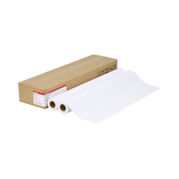 キヤノンimagePROGRAF専用紙 バーゲンセール キヤノン プレミアム普通紙 B1728mm×50m LFM-PPP 1箱 2本 B1 8154A020 80 無料