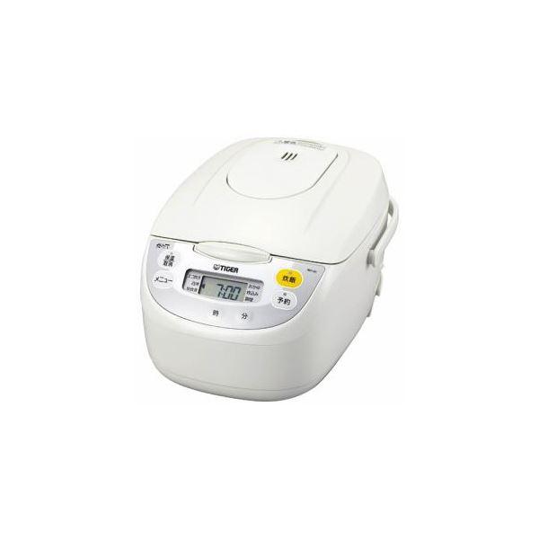 ■ポイント12.5倍■タイガー JBH-G101-W マイコン炊飯ジャー (5.5合) ホワイト