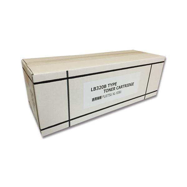 海外並行輸入正規品 汎用トナー トナーカートリッジ 激安格安割引情報満載 汎用品1個 LB320B