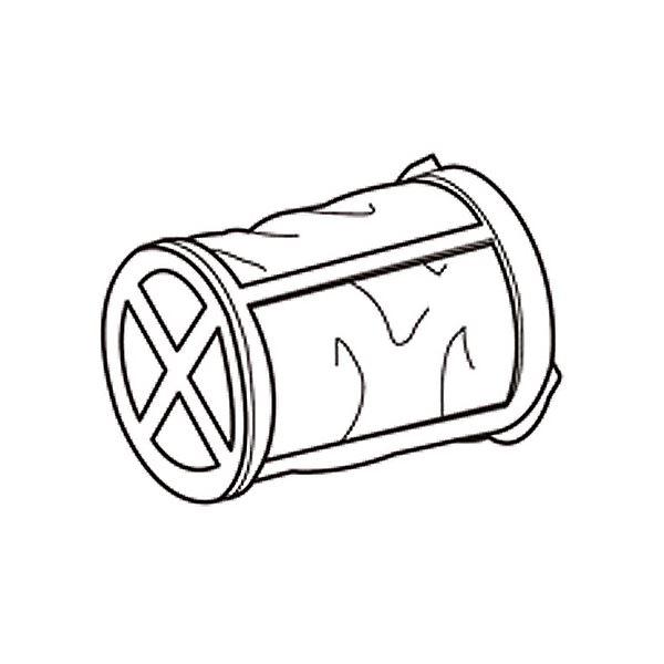 信託 新興製作所コードレスクリーナー用外フィルターです まとめ 現品 新興製作所 外フィルター1個 ×3セット