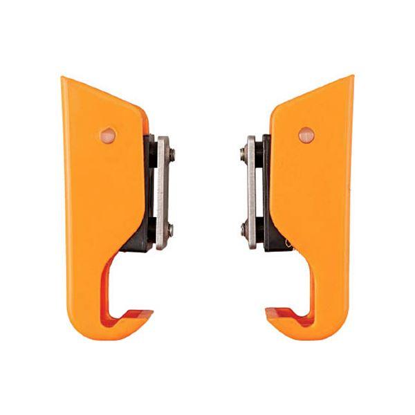 国内在庫 業界No.1 まとめ TRUSCO TVC134A締付金具組品5606050000 1セット ×10セット 2個