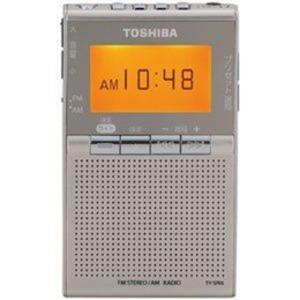 全店販売中 ワイドFM AMポケットラジオ 未使用 TOSHIBA TY-SPR6-N