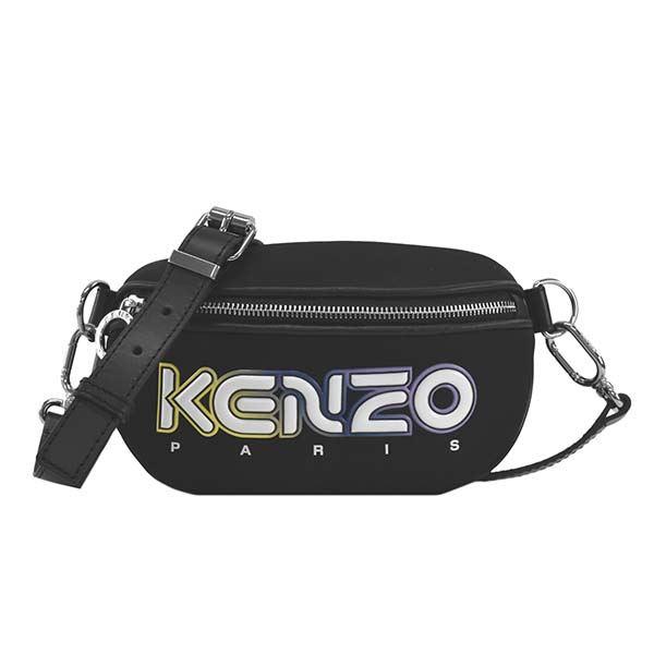 KENZO(ケンゾー) ベルトバッグ FA52SA407F01 99 BLACK