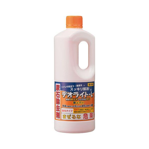 和協産業 業務用尿石除去剤 デオライトL1kg 1セット(12本)