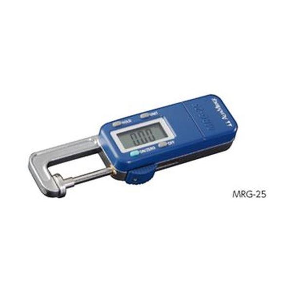 ★ポイント7.5倍★クイックデジタルゲージ MRG-25