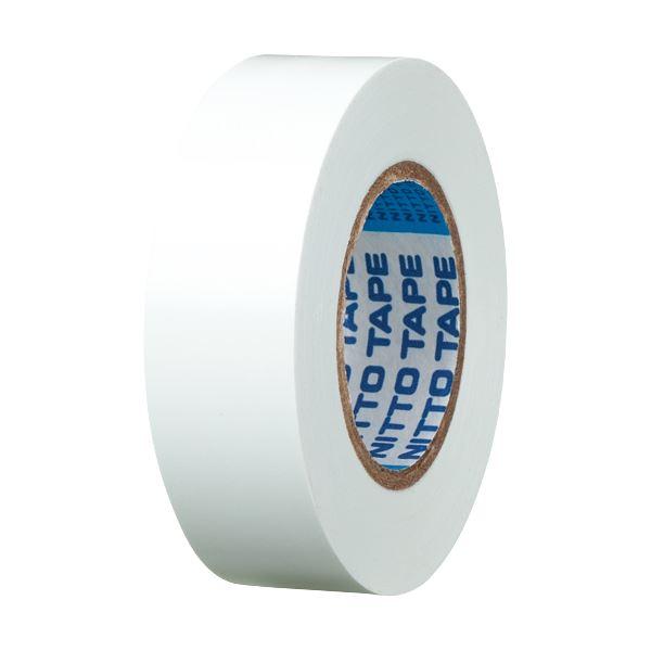<title>電気絶縁性に優れたビニールテープ まとめ ニトムズ ビニールテープS 19mm×10m 白 J2595 1パック 5巻 ×50セット 割引も実施中</title>