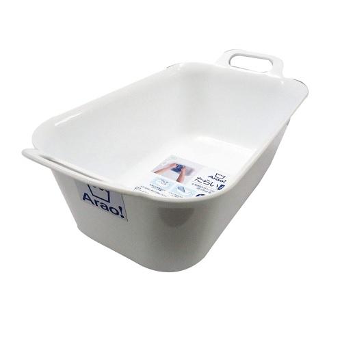 ■ つけ置き洗い 洗濯 靴洗い 上等 Arao 高級品 たらい オーエ