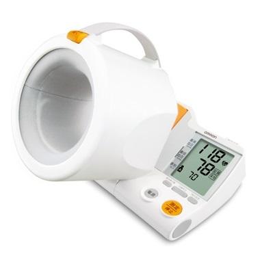 [オムロン]デジタル自動血圧計 スポットアーム HEM-1000[送料無料]/簡単/正確/上腕式/全自動タイプ