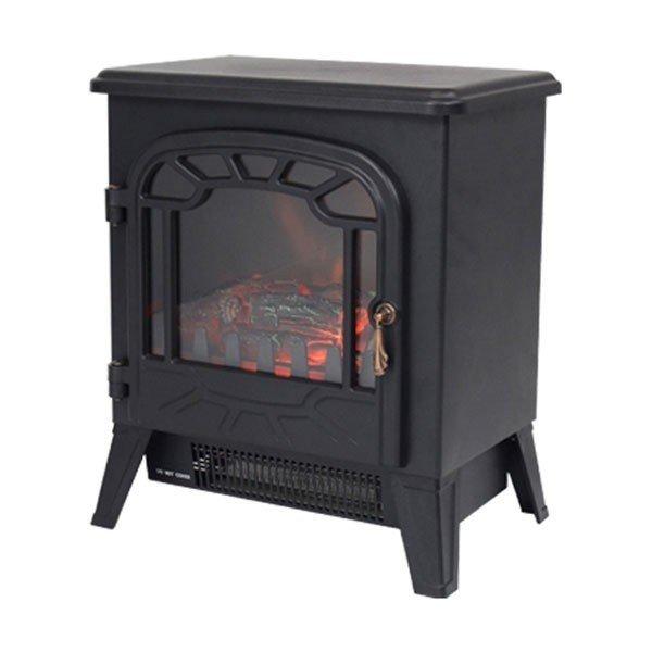 ファンヒーター SIS 暖炉型セラミックファンヒーター アンダルシア ND 186 アンティークb6YyIfgvm7