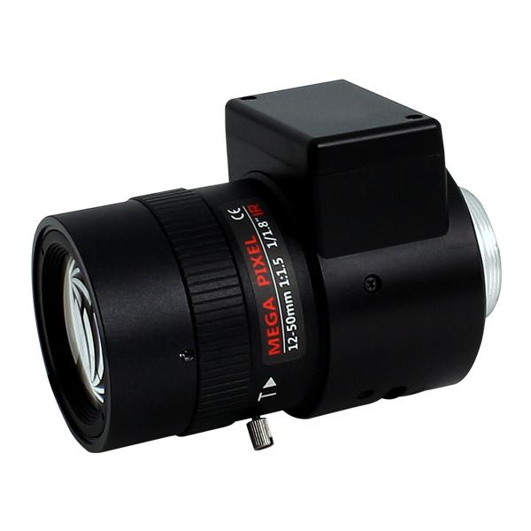 望遠-超望遠レンズ 3メガピクセル対応オートアイリス望遠レンズ【北海道・沖縄は送料540円】